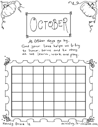 See the whole set of printables here: October Coloring Pages To Download And Print For Free Coloring Pages