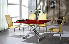 Folding dining table for small space Crate Image Of Folding Dining Tables For Small Spaces Butlerrevieworg Folding Dining Tables For Small Spaces Home Reviews Top Dining
