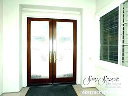 modern exterior front doors glass entry with wood and door wrought iron stained for new jersey double pane