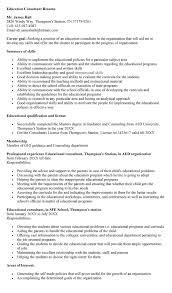 Consultant Resume / Sales / Consultant - Lewesmr