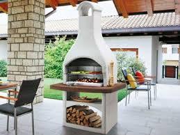 Barbecue Da Esterno In Pietra : Consigli per costruire il barbecue in giardino