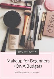 makeup for beginners on a budget