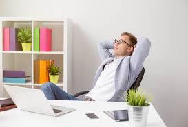 meditation businessman office. Written Meditation Businessman Office