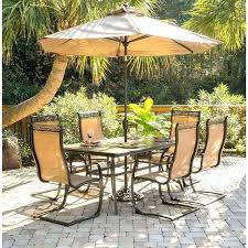 full size of concrete outdoor dining table with umbrella hole round no adorable glass top bistro