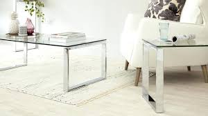 glass coffee and end tables modern glass coffee table set chrome and glass end table glass glass coffee and end tables