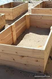 raised garden bed ideas vegetables