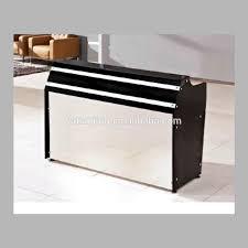 home design salon reception desk display case fence closet glass suppliers and regard to desk
