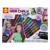 Alex Deluxe Hair Chalk Salon Gifts for 8 Year Old Girls, $25 to $50 Toys