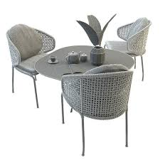 minotti outdoor furniture. Aston Cord Outdoor And Table Claydon Minotti 3d Model Max Fbx Unitypackage 7 Furniture