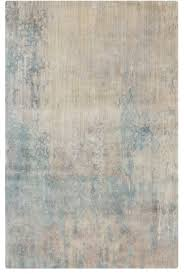 surya wat5000 watercolor area rug teal ivory contemporary area rugs by freely