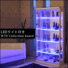 led lights standard equipment case width 70 cm high type completed with light living