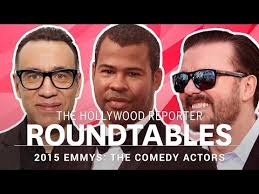 raw uncensored thr s full comedy actor roundtable with ricky gervais jordan le and more