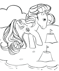 Small Picture My Little Pony Coloring Pages Pdf 10 Cartoon Pinterest Pony
