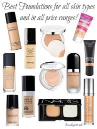 best foundations for all skin types pin save