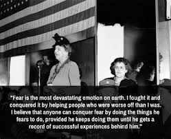 How Eleanor Roosevelt Overcame Insecurity And Developed Courage Knowol