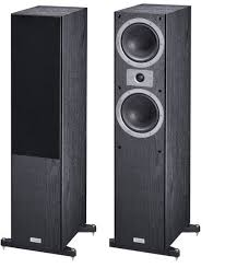 kef kht3005se. magnat tempus 55 2.5-way floorstanding speakers (black ash) pair new kef kht3005se