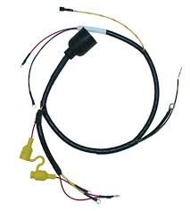 wiring and harnesses for johnson evinrude outboards johnson 40 hp outboard wiring diagram at Johnson Wiring Harness Adapter