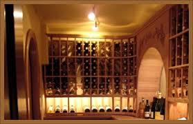 wine lighting. wine cellar lighting i