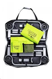 Disc-o-bed Kid-o-bunk - Portable Kids Camping Bunk-