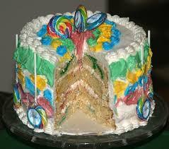 Easy Kids Birthday Cakes