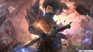League Of Legends : Yasuo HD wallpaper ...