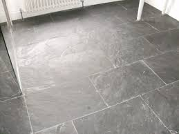 Slate Kitchen Floor Tiles Black Slate Flooring All About Flooring Designs