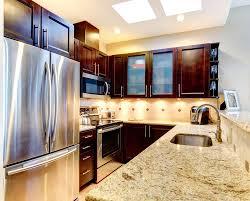 impressive design ideas kitchen dark cabinets color for walls cherry bathroom