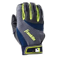 Batting Glove Size Chart Franklin Battinggloves Franklin 2nd Skinz Navy