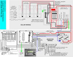 Inverter Output Wiring Diagram 12V Inverter Circuit Diagram