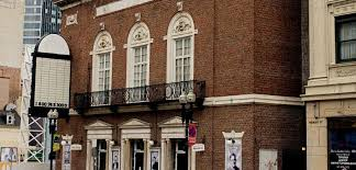 Seating Chart Wilbur Theatre Vivid Seats
