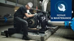 Repairing And Maintenance Repair Maintenance Grundfos
