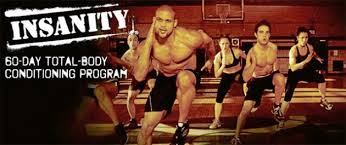 insanity workout plan
