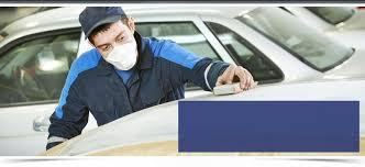 come to the auto accident fix it men