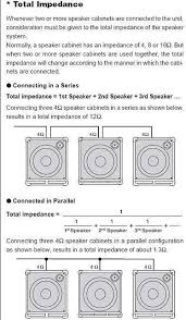 parallel vs series ohm question talkbass com view attachment 63104