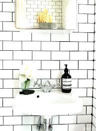 black tiles grey grout white subway tiles best white tiles black grout ideas on white tiles black tiles grey grout white