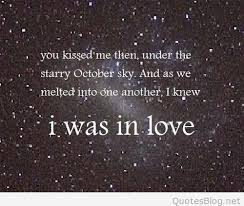 Quotes About Stars And Sky Impressive Love Under The Stars Quotes