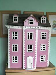 pink dolls house furniture. Big Dolls House By Sue Ryder With Furniture \u0026 Pink I