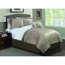 avalanche avalanche 3 piece taupe twin micro sherpa set