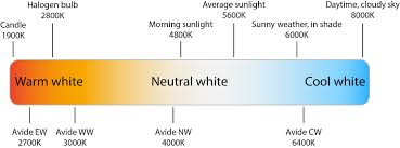 Warm Light Kelvin What Is Color Temperature