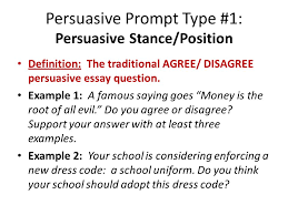 take notes that you will bring you to the lab tomorrow to  2 persuasive