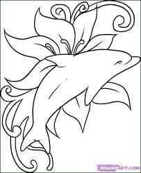 Lovely Coloring Pages Shark Easy Picolour
