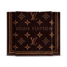 designer beach towels. ACCESSORIES SCARVES, SHAWLS \u0026 MORE Monogram Classic Beach Towel | Louis Vuitton ® Designer Towels I