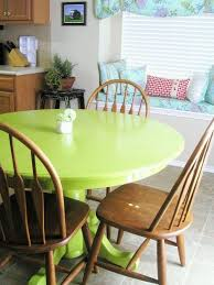 this is the color i painted my ugly round dining room table now i love it