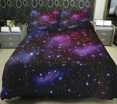 com galaxy quilt cover galaxy duvet cover galaxy sheets space sheets outer space bedding set bedspread