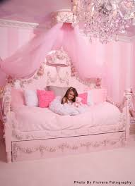Princess Rose Day Bed by Villa Bella- a little froofy, but day bed ...