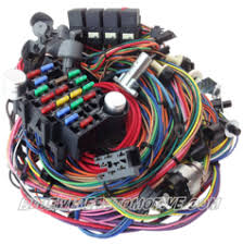 bluewire automotive wiring harnesses ford f100 truck 1961 1966 complete wire harness non genuine ford compatible part