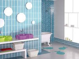 Kids Bathroom Tile Bathroom Luxury Kids Tile Ideas As The Artistic Inspiration Room