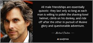 Quotes About Male Friendship TOP 100 MALE FRIENDSHIP QUOTES AZ Quotes 33