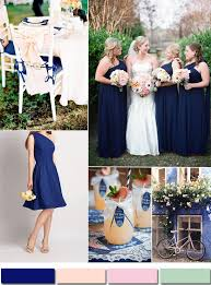 royal blue and pink wedding colors tulle & chantilly wedding blog Wedding Colors Royal Blue And Pink royal blue and peach wedding color ideas and bridesmaid dresses trends royal blue and pink wedding colors