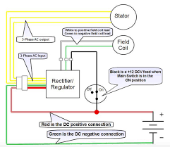 1979 cb750k wiring diagram your charging system should end up matching this diagram